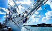 Christian Radich- one of the Tall Ships coming to Sunderland next July - image courtesy of Sail Training International