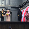28 March 2018 - I was honoured to be invited to Plymouth for the De-commissioning Ceremony of Sunderland's affiliated War Ship HMS Ocean.