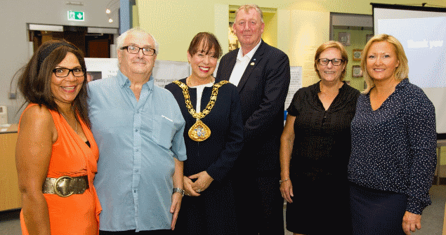 8 August 2018 - I attended an event to launch dyslexia friendly Sunderland City Council and Libraries services.