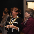 31 January 2019 - I attended the Exhibition Preview for Leonardo: A Life in Drawing. The Royal Collection was brought to Sunderland to mark the 500th anniversary of the death of Leonardo. Image Credit: Sunderland Culture.
