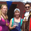 29 June 2019 - I attended Springwell Village 1940's weekend, what a brilliant community event.