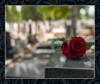 Bereavement - cemeteries