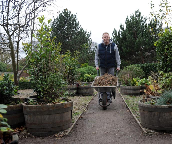 Doxford Walled Garden