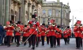 Sunderland Remembrance Sunday parade and service image