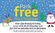 Park for free in Sunderland city centre this Christmas  image