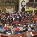 9 December 2017 - I am proud to be Honorary Patron for Sunderland Symphony Orchestra, what a fantastic performance they gave at their Christmas Concert.