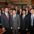 City hosts Chinese delegation