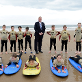 Water safety messages for schools.