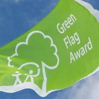 Keeping the Green Flag Flying