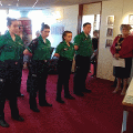 26 April 2018 - I hosted the St Johns Ambulance Cadet Awards Ceremony which was a fantastic night.