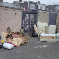 Council continues to clamp down on irresponsible fly-tippers