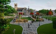 New Look For Town Park image