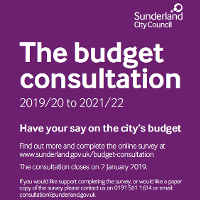 Time running out to have your say on the City Council's budget