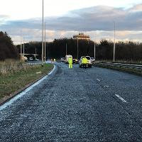 Contractors on standby to resurface A1231