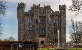 Historic Hylton Castle is preparing to re-open its doors later this year image