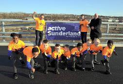 Entries are now open for this year's ACTIVE Sunderland BIG 3K Run on 12 May