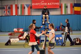 Some of Europe's finest young tennis players will soon be playing in Sunderland