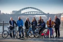 St Peter's Cycle and Sports Hub is attracting local and national attention