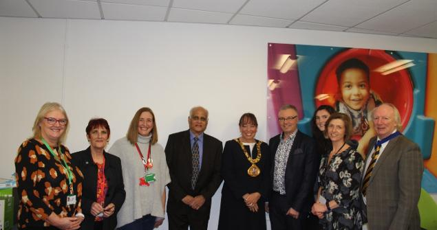 10 January 2019 - As one of my chosen charities I attended a special supporters' event at the NSPCC's North East Service Centre to find out about the charity's work across the region.