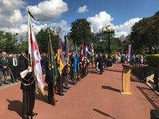75th anniversary of the D-Day landings remembered (6 June)