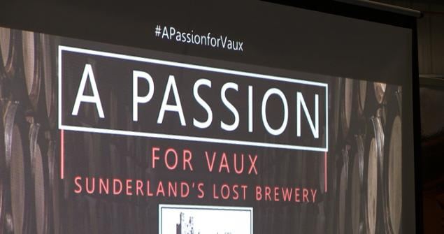 6 March 2019 - I attended the preview of the upcoming film - A passion for Vaux. Vaux closed 20 years ago, and Lonely Tower films supported by Maxim Brewery made a film about Sunderland's big Brewery, its people and the passion.