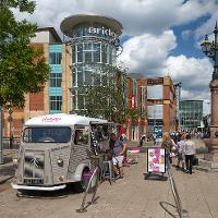 Exciting new city centre plans emerge