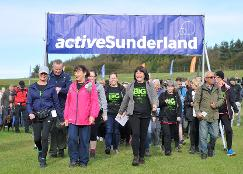 Please put your best feet forward for the Active Sunderland BIG Walk (30 June)