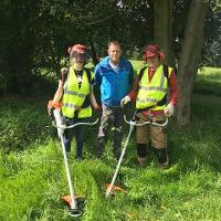 Volunteers making a difference in Hendon