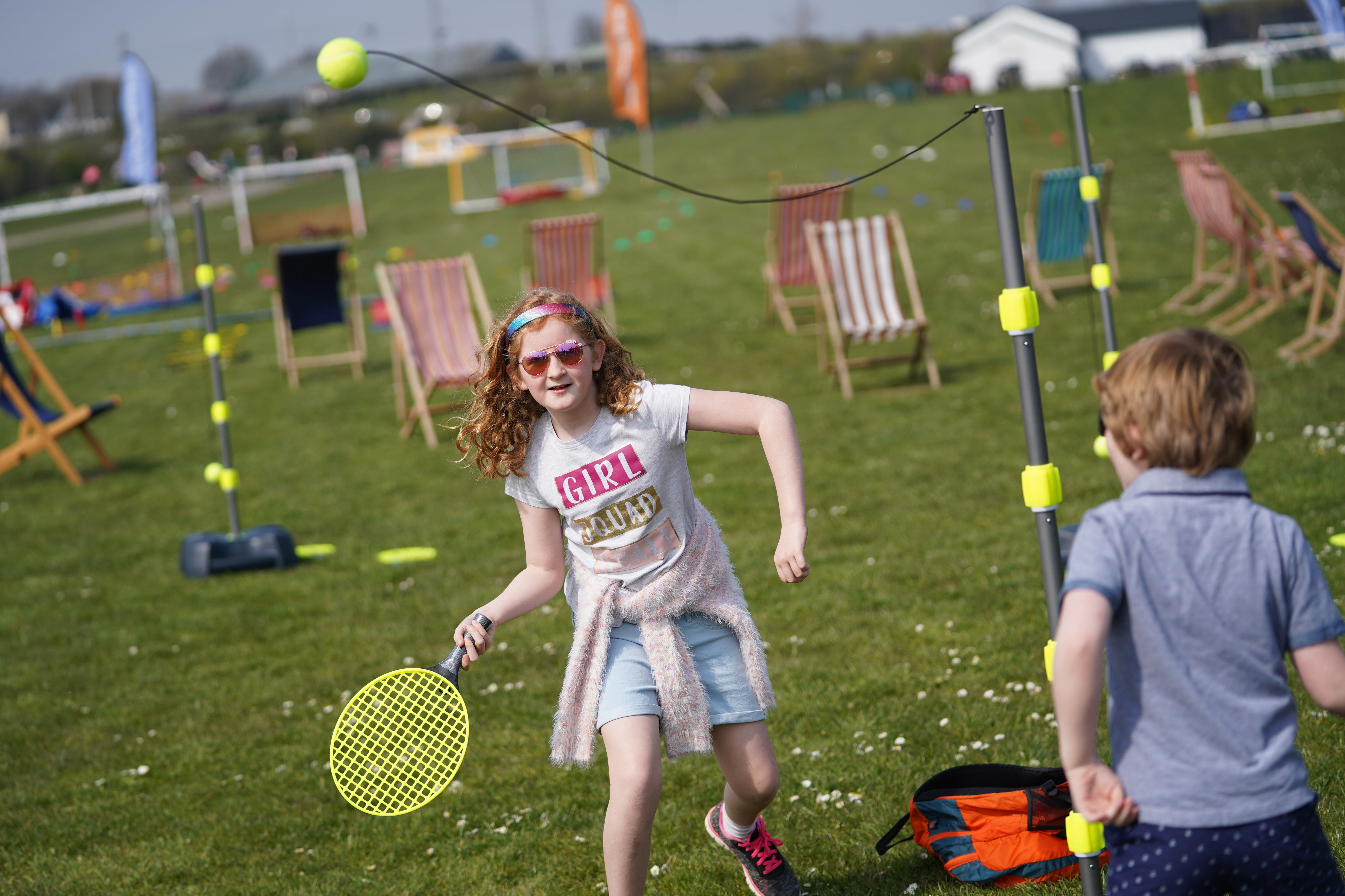 Active Sunderland BIG Community Sports Festivals start next week image