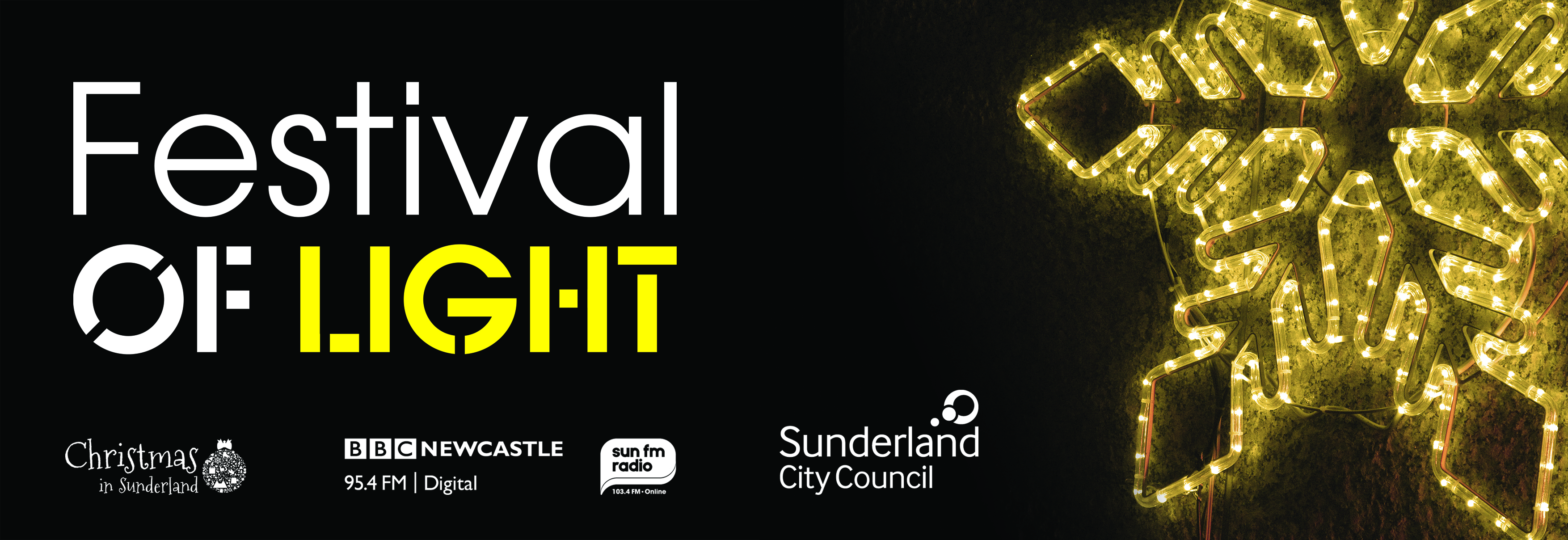 Prepare for the winter nights in Sunderland to be brightened by the Festival of Light  image