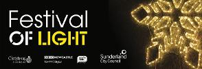 Prepare for the winter nights in Sunderland to be brightened by the Festival of Light