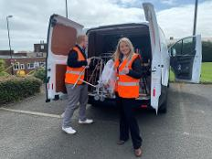Occupational therapists taking to the road to keep the service running during Coronavirus outbreak