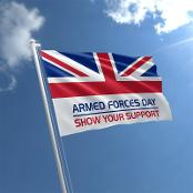 Sunderland thanks the Armed Forces
