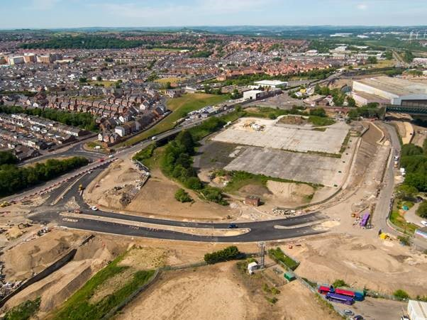 Sunderland businesses benefit from SSTC3 project image