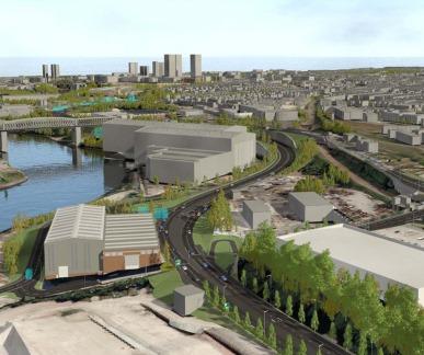 Sunderland Strategic Transport Corridor Phase 3 (SSTC3)